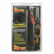 Power Probe 3 Iii Circuit Tester In Clamshell Fire Voltmeter Bare Tool