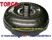 C6 Heavy Duty Ford Torque Converter 302 351 460ci Hd With 1.375 Pilot
