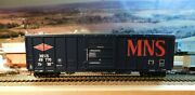 Athearn Rtr Minneapolis Northfield And Southern Ps 5344 Box Car Mns 49770 Ho Scale
