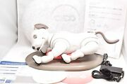 Sony Aibo Ers-1000 Very Rare Used White Robot Dog With Special Toy Japan Used