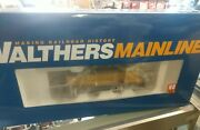 Walthers Emd Ge Sw7 Switcher Union Pacific Up 1808 Armour Yellow Dc 910-10622