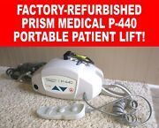 Refurbished P-440 Portable Patient Lift - Compare Voyager Hoyer Invacare Drive