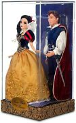 Disney Limited Edition Fairytale Collection Designer Snow White And Doll