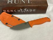 Benchmade 15006 Steep Country Fixed Blade Hunting Knife New