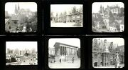Magic Lantern Slide Lot - French Architecture - Chartres Justice Nimes - Lot5