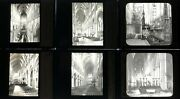 Magic Lantern Slide Lot - French Cathedrals - Amiens Reims Notre Dame - Lot7