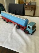 Scratch Built Mercedes Cab And Tanker From Pola Parts For Lgb G Gauge Train Layout
