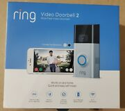 Ring Video Doorbell 2 With Hd Video, Motion Activated Alerts And Easy Installation