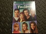 Full House The Complete Seventh Season 7 Dvdnew And Sealed Real Pics