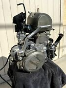 2005-2017 Honda Crf450x Crf 450x Complete Engine With Carb Electronics