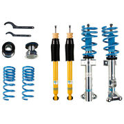 Bilstein B14 For 2009 Mercedes-benz C230 Base Front And Rear Suspension Kit