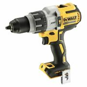 Cordless Drill Dewalt 18v Dcd 996 Nt Without Battery And Charger