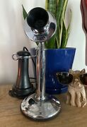 Western Electric Nickel Plated Candlestick Telephone Operational