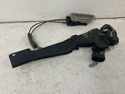 2001-2007 Toyota Sequoia Left Driver Rear Door Latch W Lock Actuator And Cables