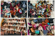 Huge 65+ Retired Bratz Dolls And Clothing/accessories Lot