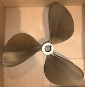 Federal Propellers Equipoise Nibral 12x15r1 Super Cup Cupped Michigan Prop Boat