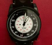 Mens Ion Plated Black Ct Scuderia Watches Dashboard Swiss Made Automatic