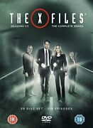 X-files Complete Series S1-11 Used Dvd [import] From Japan