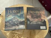 The Lord Of The Rings And The Hobbit 4k Uhd Steelbook Hdzeta Box Sets [new+mint]