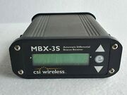 Csi Wireless Mbx-3s Automatic Differential Beacon Receiver  New