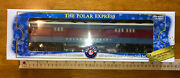 Lionel The Polar Express Baggage Car Train O-gauge Snow-covered Roof