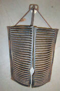 1938 1939 Ford 38 Deluxe Grille 39 Standard Flathead Grill