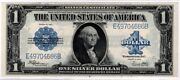 4 1923 1 One Dollar Consecutive Silver Certificates Amazing
