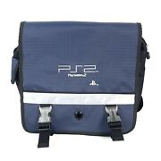 Playstation 2 Sony Ps2 Shoulder Carry Bag By Cool Carry Vintage Rare Fat Boy
