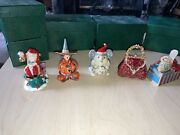 Lot Of 5 Bejeweled Collection By Department 56