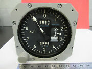 For Parts Altimeter Indicator Kollsman A4361710001 Aircraft As Pictured Andf6-b-07