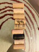 Wine Corks Synthetic - Used Assorted Lot Of 500