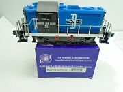O/o-27 Scale Rmt Boston And Maine Rd 1704 Complete Powered Gp Diesel Locomotive