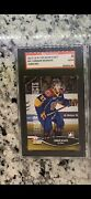 Connor Mcdavid Signed Autographed Itg Rookie Card 2012-13 Erie Otters Edmonton
