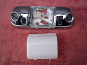 1970and039s-80and039s Ford Torinothunderbirdtruck Deluxe Chrome Dome Light W/map Lights