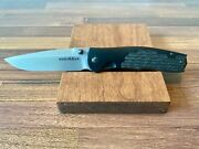 Benchmade Gold Class 890-111 Torrent Assisted M390 Knife - Limited/discontinued
