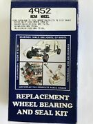 Ford/holden Replacement Rear Wheel Bearing And Seal Kit Network 4952 Free Post
