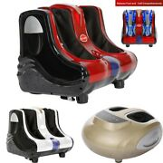 110v Foot And Calf Massager Machine For Relaxation And Stress Relief Calf Massag