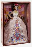 Barbie Dia De Los Muertos Doll Day Of The Dead 2020 Pink Doll In Hand Ships Now