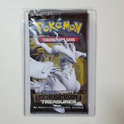 1x Pokemon Black And White Legendary Treasures Booster Pack 10 Cards
