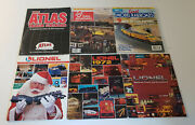 Lot Of 28 Lionel Toy And Train Locomotive Catalogs And Magazines 1972-2003