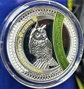 World Of Your Soul Wisdom Proof Silver Coin 1 Niue 2017