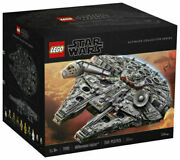 Lego Star Wars Millenium Falcon Ucs 75192 - New In Fsb , Features 7541 Pieces