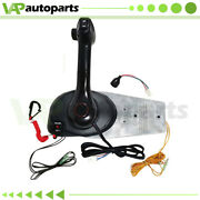 Outboard Throttle Remote Control Box 883710a02 For Mercury Engine Side Mount