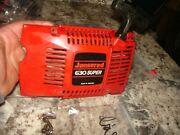 Jonsered 630 Super Recoil With Bolts Chainsaw Part Only Bin 1036