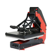 110v Auto-open T-shirt Heat Press Machine With Slide-out Press Bed 16 X 20