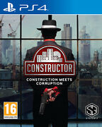 Constructor Ps4 Playstation 4 1021211 System 3