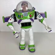 12 Disney Toy Story 4 Buzz Lightyear Talking Action Figure Disney Store Tested