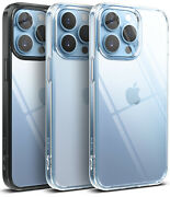 For Iphone 13 Pro Max / 13 Pro / 13 / 13 Mini Case   Ringke [fusion] Clear Cover