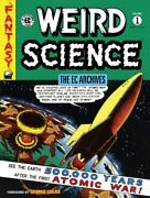 Ec Archives Weird Science Volume 1 Volume 1 By George Lucas