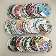 110+ Xbox 360 Games Lot Disc Only Untested See Details For Repair Or Resurface